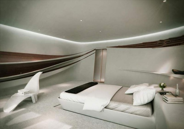Semiotic Alpine Escape futuristic Hotel (4)