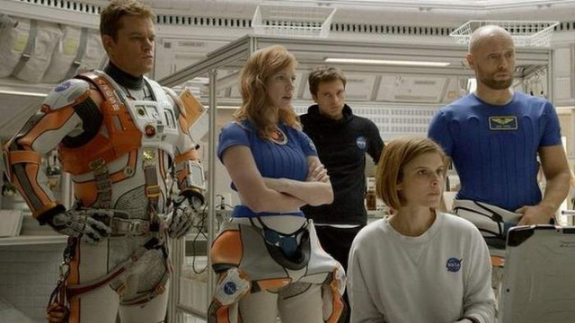 The Martian official trailer