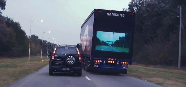 The Safety Truc by Samsung