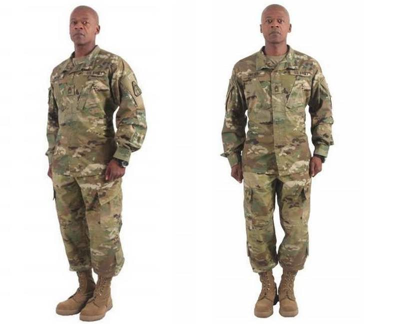 wordlessTech | The new US Army Camo Design