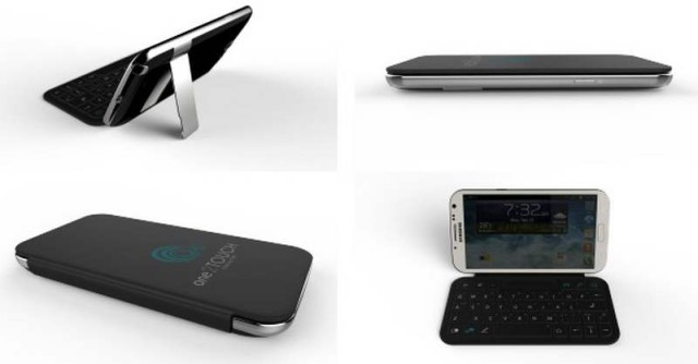 The thin Flipcover Keyboard