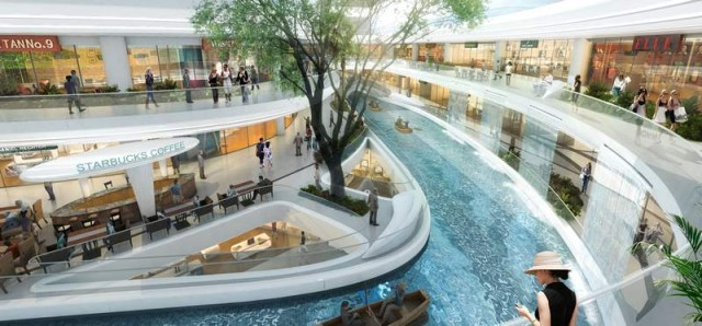 The Dongfeng Shopping Mall by amphibanArc (2)