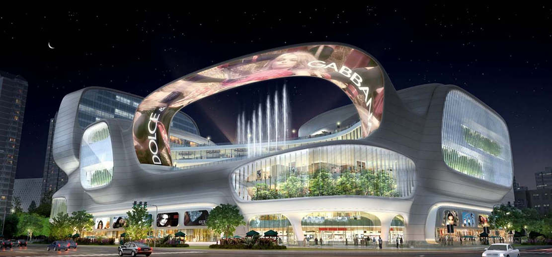 The Dongfeng Shopping Mall by amphibanArc (1)