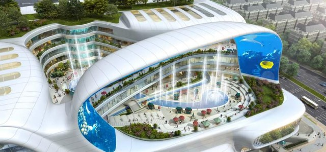 The Dongfeng Shopping Mall by amphibanArc (9)