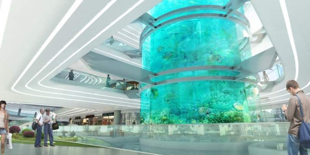 The Dongfeng Shopping Mall by amphibanArc (8)