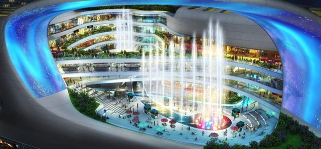 The Dongfeng Shopping Mall by amphibanArc (7)