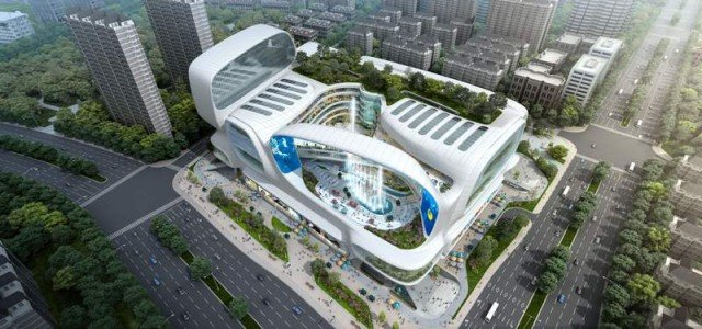 The Dongfeng Shopping Mall by amphibanArc (6)