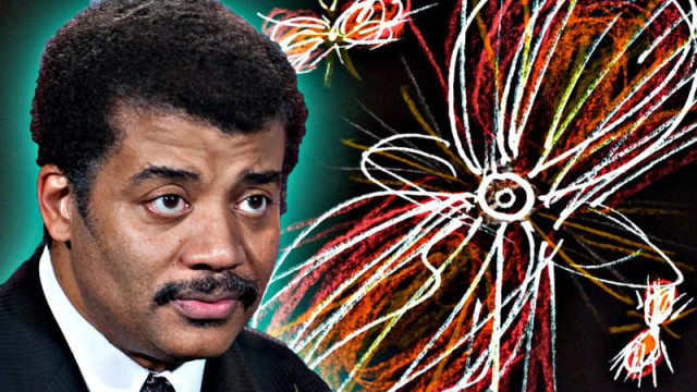 A Brief History of Everything by Neil deGrasse Tyson