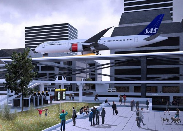 Stockholm City Airport/Airport City (4)