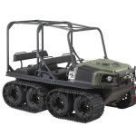 Argo 8x8 XTi ATV amphibious vehicle (6)
