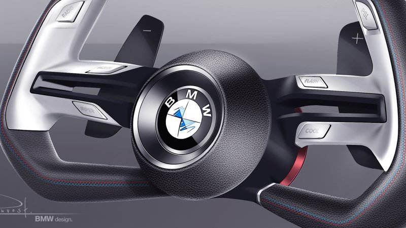 Wordlesstech Bmw To Unveil Two New Concept Cars