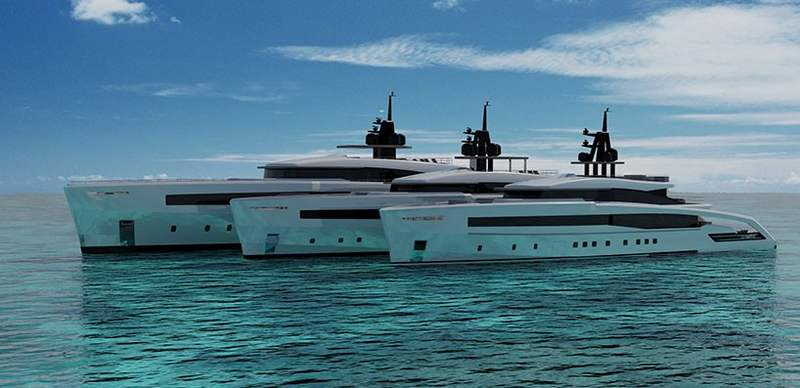 CRN Oceansport series luxury superyachts (15)