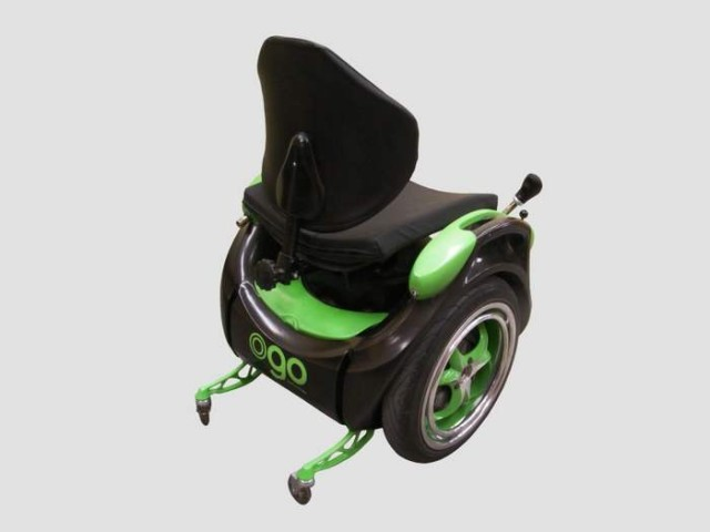 Ogo Hands-Free Wheelchair  3