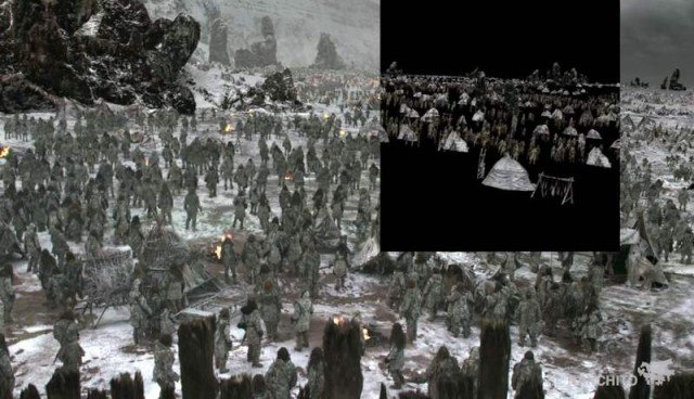 How Game Of Thrones Zombie Battle was made