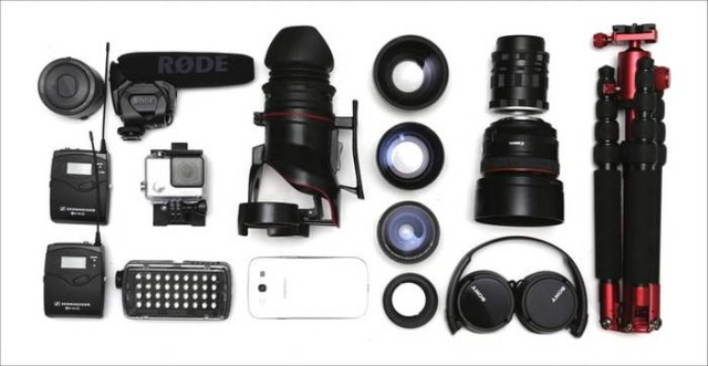 IndieVice - a Professional Camera on your Smartphone (3)