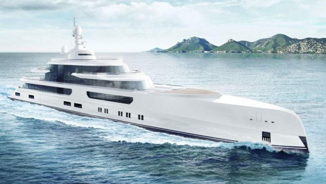 Intensity superyacht by Y.CO