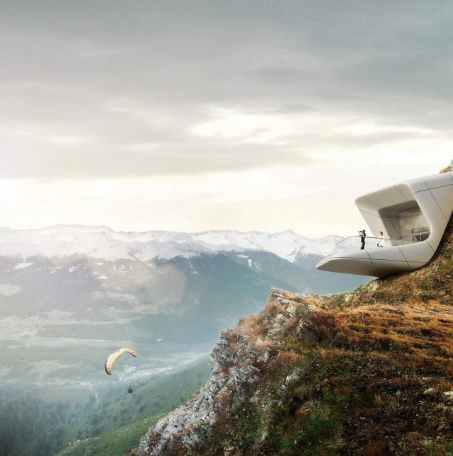 Messner Mountain Museum Corones by Zaha Hadid (6)