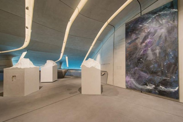 Messner Mountain Museum Corones by Zaha Hadid (3)