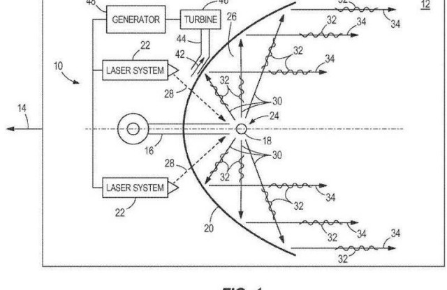 Nuclear explosions for Boeing Engines patent