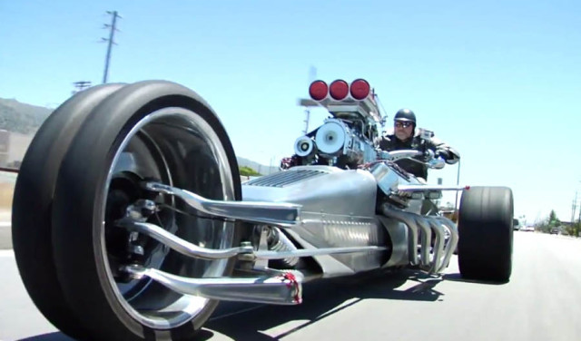 Powerful Rocket II Trike
