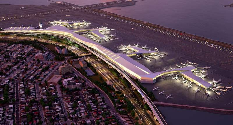 Redevelopment of New York's LaGuardia Airport (2)