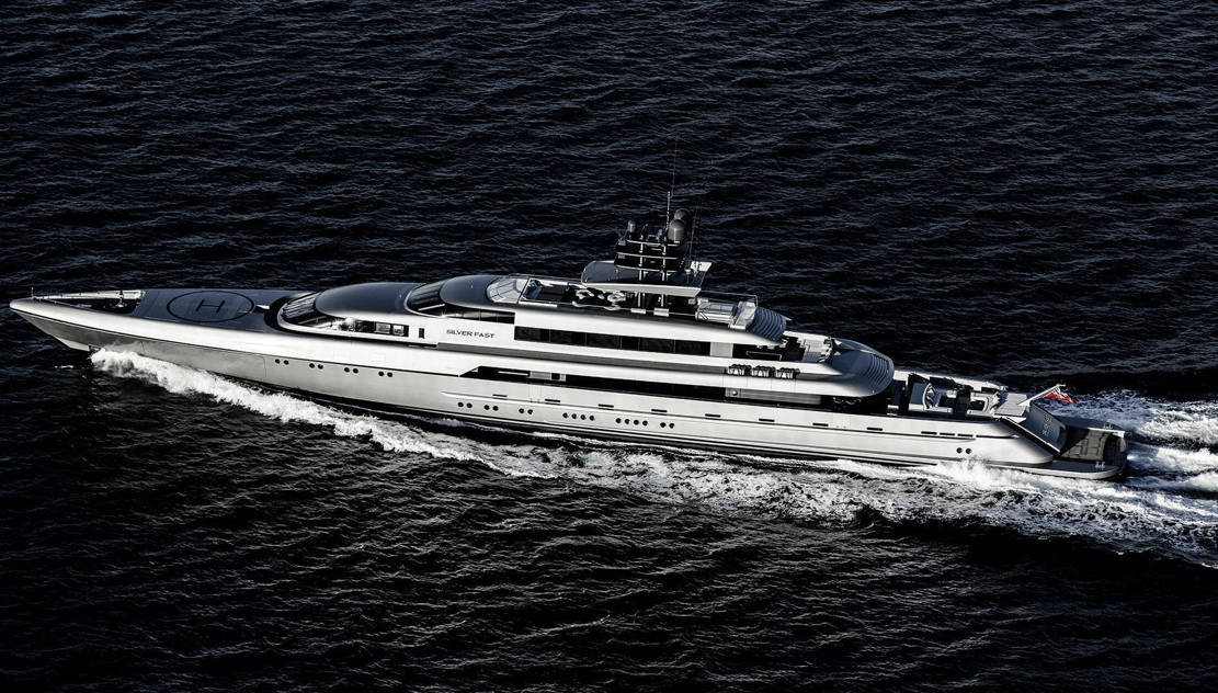 SILVER FAST superyacht by Burgess (1)