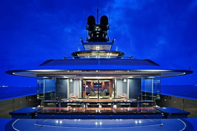 SILVER FAST superyacht by Burgess (11)