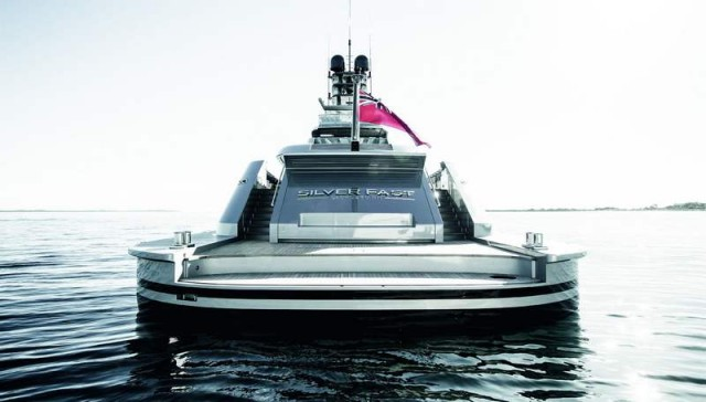 SILVER FAST superyacht by Burgess (10)