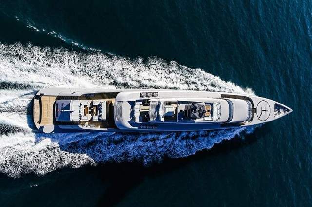 SILVER FAST superyacht by Burgess (9)