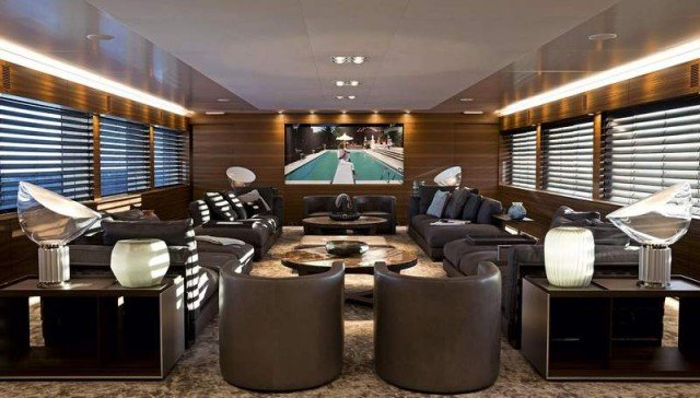 SILVER FAST superyacht by Burgess (8)