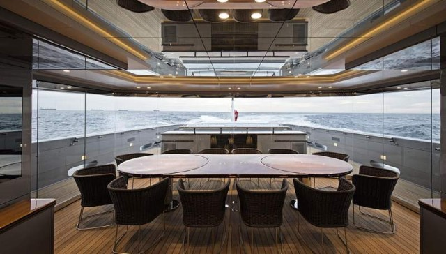 SILVER FAST superyacht by Burgess (7)
