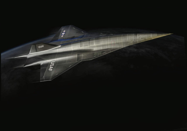 The secret Hypersonic replacement for the legendary SR-71