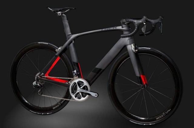 Trek Madone bicycle