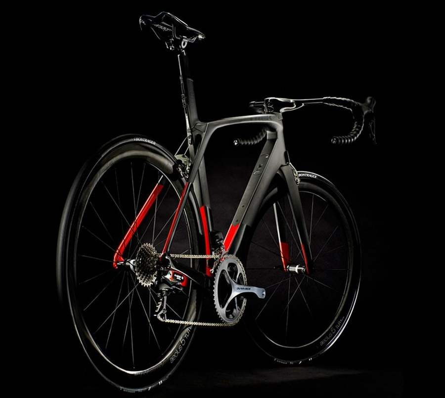 The unique all-new Trek Madone bicycle – wordlessTech