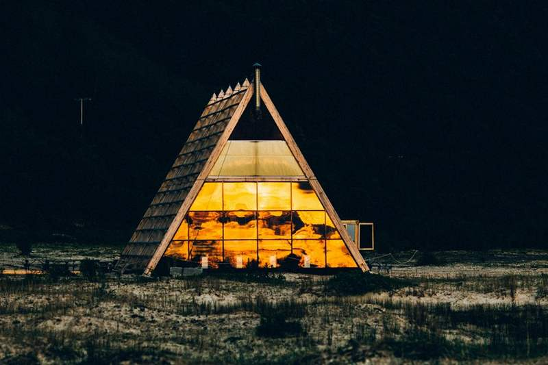 The worlds largest Sauna pyramid (7)