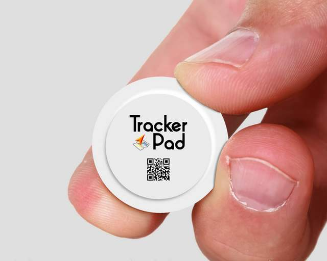 TrackerPad - Sticky GPS tracker pad (5)