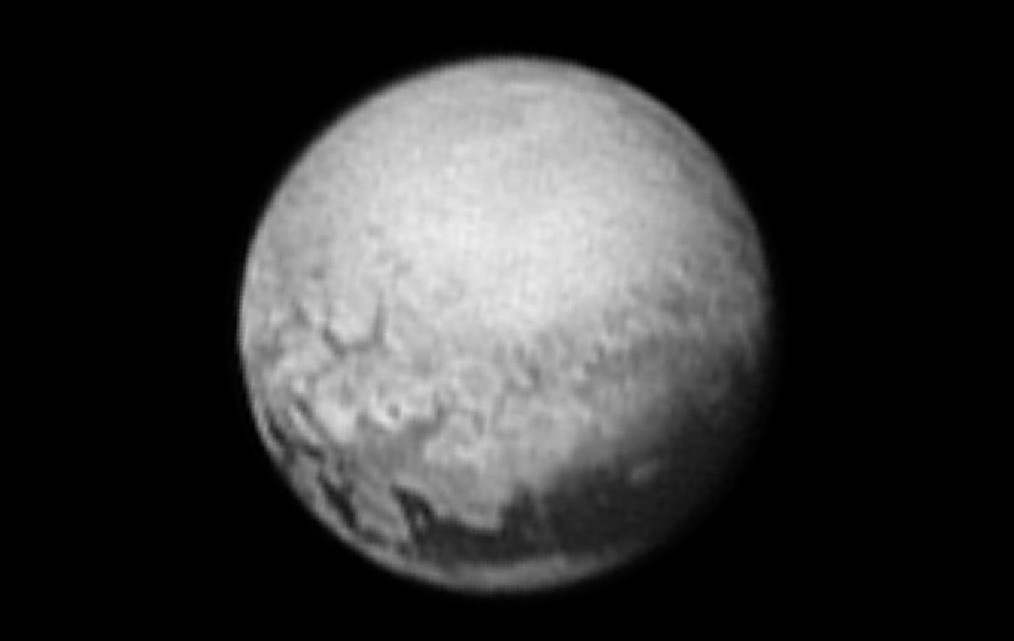 flyby spacecraft and pluto - photo #24