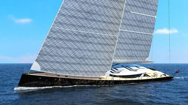 50m sloop sailboat by Ferrari and Franchi (2)