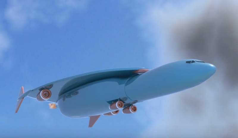 Airbus files patent for a Hypersonic Jet (3)