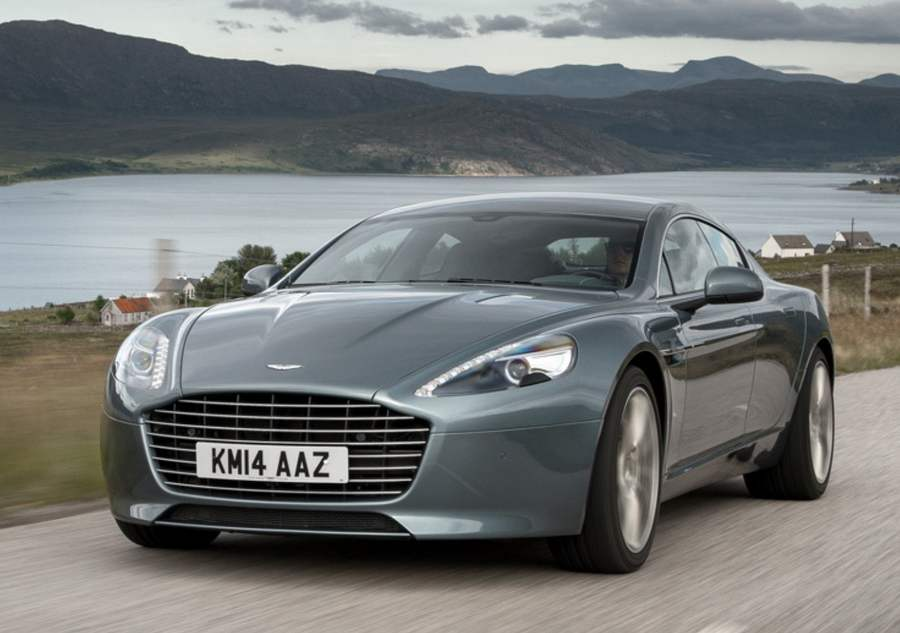 Aston Martin electric Rapide (12)