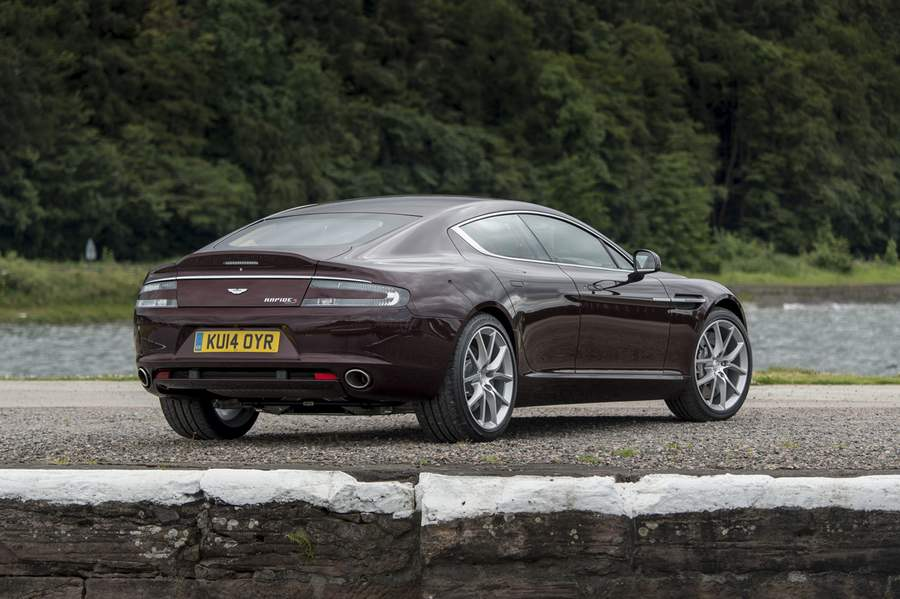 Aston Martin Plans Hp Electric Rapide
