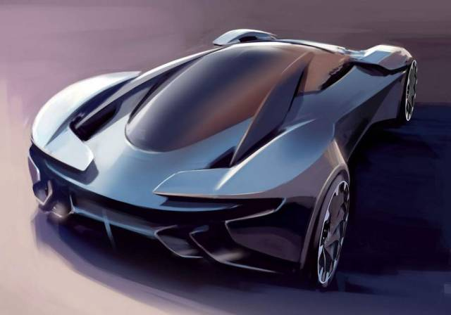 Aston Martin working on a road hypercar (1)