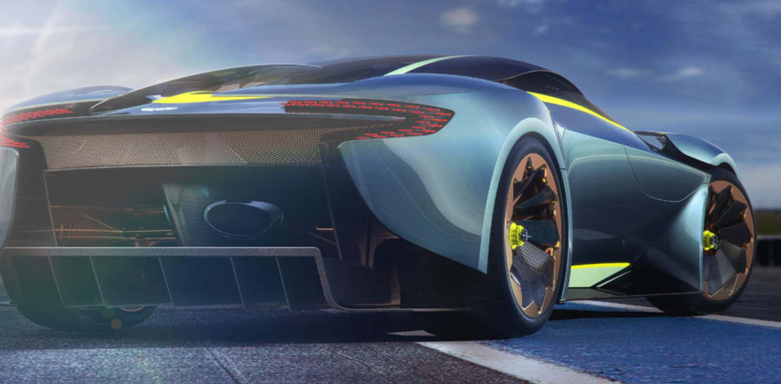 Aston Martin working on a road hypercar (2)