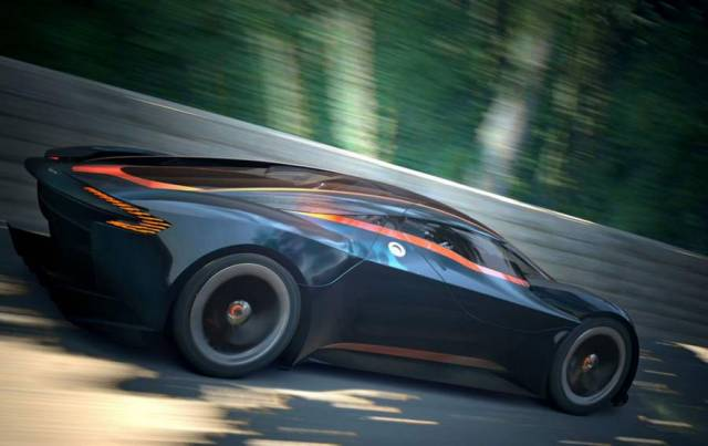 Aston Martin working on a road hypercar (6)