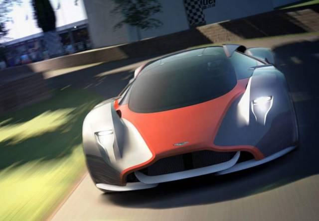Aston Martin working on a road hypercar (5)