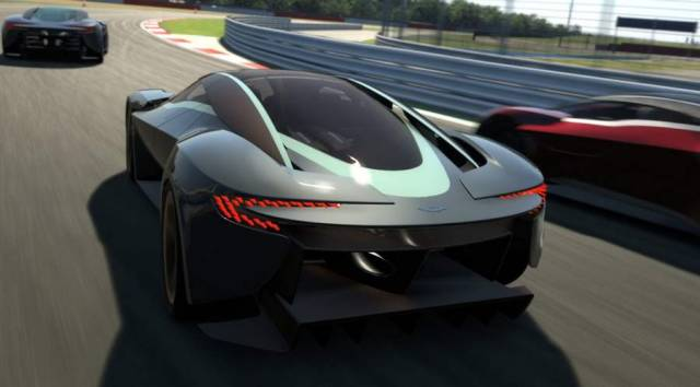 Aston Martin working on a road hypercar (4)