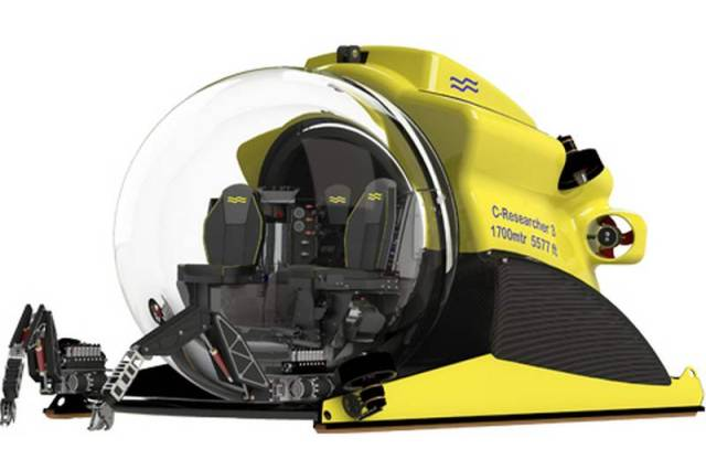 U-boat Worx C-Researcher 3 Submersible