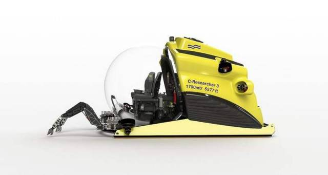 U-boat Worx C-Researcher 3 Submersible (2)