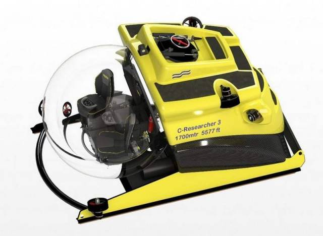U-boat Worx C-Researcher 3 Submersible (1)