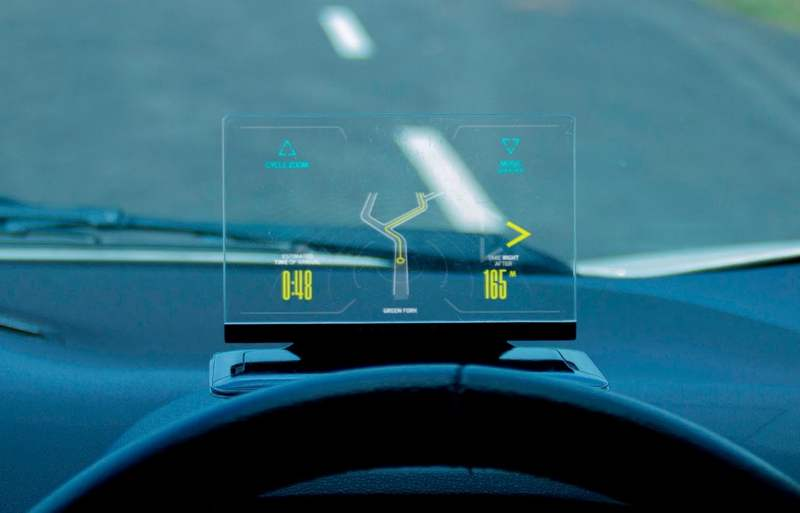 Exploride Heads-Up Car Display (5)
